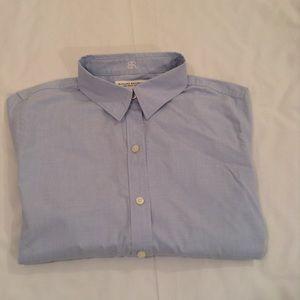 Banana Republic Fit Long Sleeve Button Down Shirt
